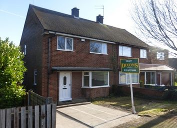Thumbnail 3 bed semi-detached house to rent in Hurst Road, Bearwood, Smethwick