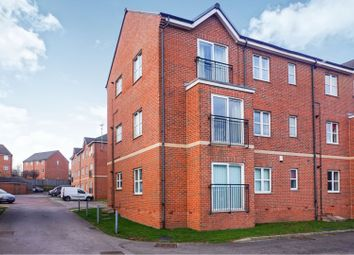 Thumbnail 2 bed flat for sale in 4 Ripley Close, East Ardsley, Wakefield