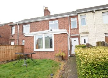 Thumbnail 3 bed terraced house for sale in Fir Terrace, Burnopfield, Newcastle Upon Tyne, Durham