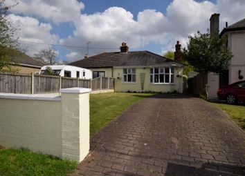 Thumbnail 2 bed semi-detached bungalow for sale in Rickstones Road, Witham