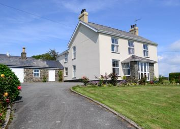 Thumbnail 4 bed detached house for sale in Abererch, Pen Llyn, North West Wales