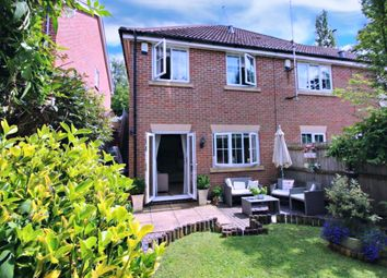 Thumbnail 3 bed semi-detached house for sale in Blackthorn Close, Gedling, Nottingham