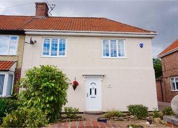 Thumbnail 3 bed semi-detached house for sale in White Avenue, Worksop