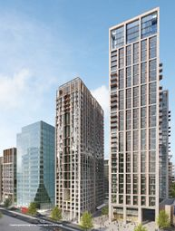 Thumbnail 1 bed flat for sale in One Casson Square, Southbank Place, Southwark