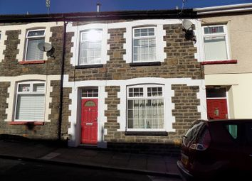 Thumbnail 2 bed terraced house for sale in High Street, Tonypandy, Rhondda Cynon Taff.