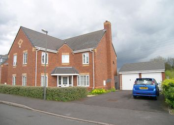 Thumbnail 4 bed detached house to rent in Hobson Drive, Spondon, Derby