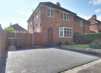 Thumbnail 3 bed semi-detached house to rent in Shenley Fields Road, Birmingham