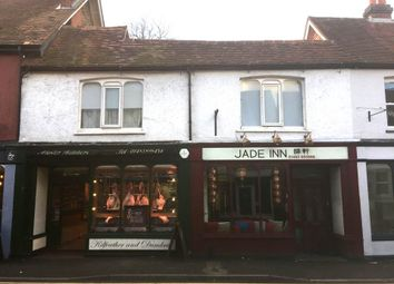 Thumbnail Retail premises for sale in 5 & 6 High Street, Bramley