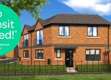 Thumbnail 3 bed semi-detached house to rent in Castlemilk Court (Plot 243), Winsford