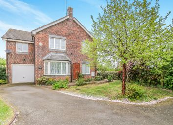 Thumbnail 5 bed detached house for sale in Goodwin Close, Wellingborough