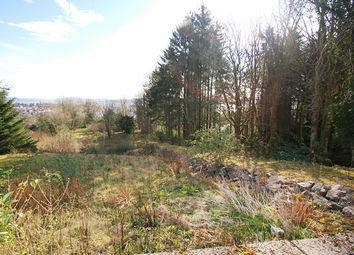 Thumbnail Land for sale in Crochan Road, Dunoon