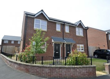 Thumbnail 2 bed semi-detached house to rent in Gabriel Close, Manchester