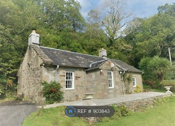Thumbnail 2 bed detached house to rent in Old Military Road On A83, Inveraray