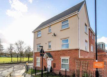 Thumbnail 4 bed town house for sale in Stamping Way, Bloxwich, Walsall