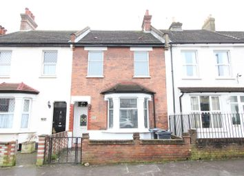 Thumbnail 3 bedroom terraced house for sale in Crowther Road, London