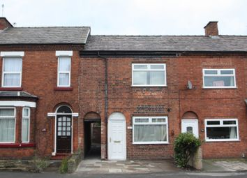 Thumbnail 2 bed terraced house to rent in Middlewich Road, Northwich