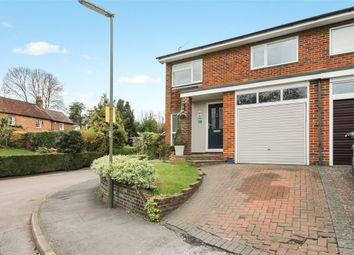 Thumbnail 3 bed semi-detached house to rent in Castle Close, Bletchingley, Redhill, Surrey