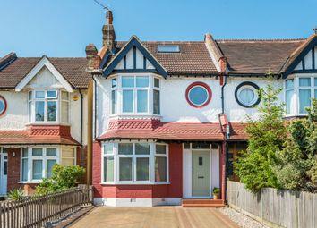 Thumbnail 4 bedroom semi-detached house to rent in West Barnes Lane, New Malden, Surrey