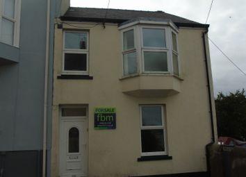 Thumbnail 3 bed terraced house for sale in Beach Road, Pembroke Dock