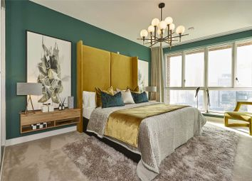 Thumbnail 3 bed flat for sale in The Liberty, Blackwall Reach, London