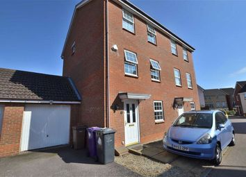 Thumbnail 4 bed semi-detached house to rent in Cleveland Way, Great Ashby, Stevenage, Herts