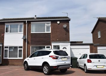 Thumbnail 2 bed semi-detached house to rent in Lobelia Close, Chapel Park, Newcastle Upon Tyne, Tyne And Wear