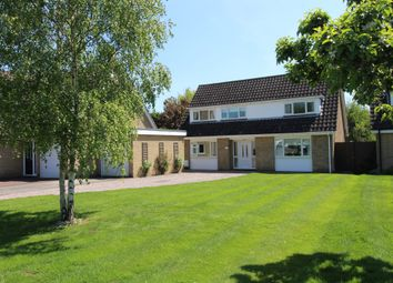 Thumbnail 4 bedroom detached house for sale in Apsley Way, Longthorpe, Peterborough
