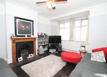 Thumbnail 3 bed terraced house for sale in North Circular Road, London