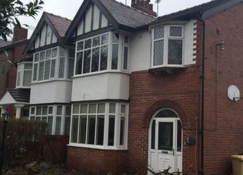 Thumbnail 3 bed property to rent in Bolton BL1, Chorley New Road - P2082