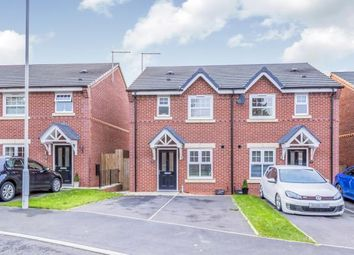 Thumbnail 3 bedroom semi-detached house for sale in Hawthorn Close, Shavington, Crewe, Cheshire