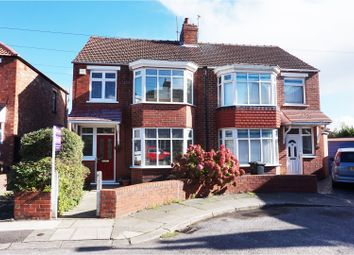 Thumbnail 3 bedroom semi-detached house for sale in Southwell Square, Middlesbrough