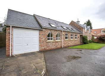 Thumbnail 3 bed detached house to rent in Mill Lane, Acaster Malbis, York
