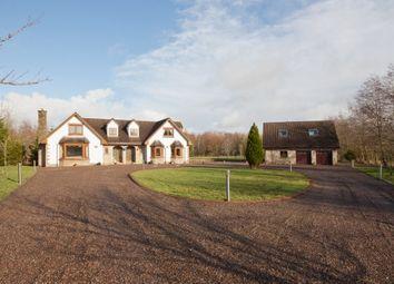 Thumbnail Detached house for sale in West Harwood Crofts, Harburn Village, West Lothian