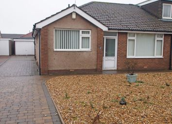 Thumbnail 2 bed semi-detached bungalow for sale in Kenilworth Road, Morecambe