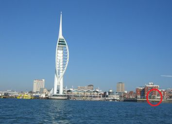 Thumbnail 2 bedroom flat to rent in Blake House, Gunwharf Quays