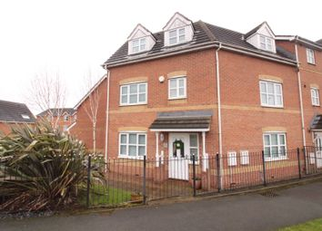 Thumbnail 4 bed town house for sale in Gascoigne Road, Thorpe, Wakefield