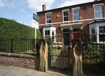 Thumbnail 4 bed end terrace house for sale in Ackworth Road, Pontefract
