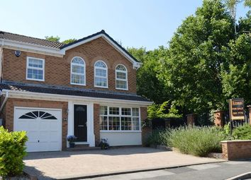 Thumbnail 4 bed detached house for sale in Willow Wood Close, Ashton-Under-Lyne
