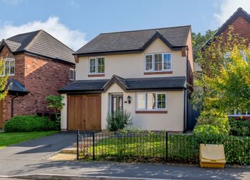 Thumbnail 4 bed detached house for sale in Bath Vale, Congleton