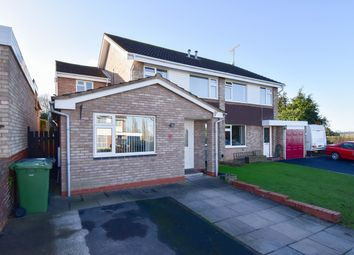 Thumbnail 4 bed semi-detached house for sale in Wensleydale, Droitwich