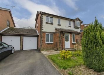 Thumbnail 2 bed semi-detached house for sale in Templecombe Road, Bishopstoke, Eastleigh, Hampshire