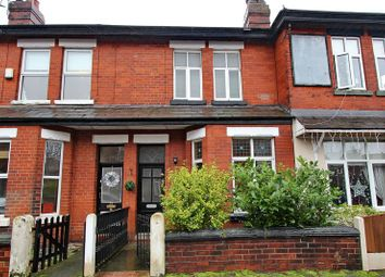 Thumbnail 2 bed terraced house for sale in Park Street, Prestwich, Manchester