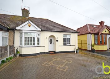 Thumbnail 3 bed semi-detached bungalow for sale in Laird Avenue, Grays