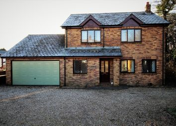 Thumbnail 3 bed detached house for sale in Heol Ddu, Ammanford