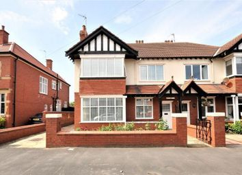 Thumbnail 4 bed semi-detached house for sale in Rowsley Road, St Annes, Lytham St-Annes, Lancashire