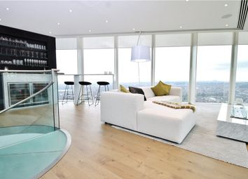 Thumbnail 3 bed flat to rent in Pinnacle Apartments, 11 Saffron Central Square, Croydon