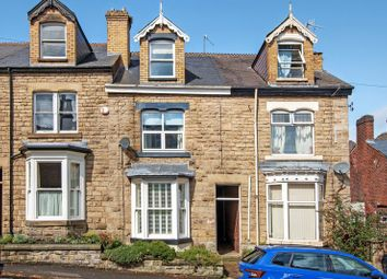 Thumbnail 3 bed terraced house for sale in Raven Road, Nether Edge, Sheffield