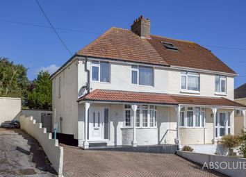 Thumbnail 3 bed semi-detached house for sale in Maidenway Road, Paignton, Devon