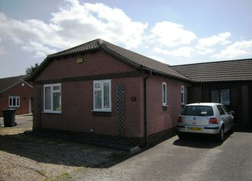 Thumbnail 3 bed bungalow to rent in Lilford Road, Glebe Park, Lincoln