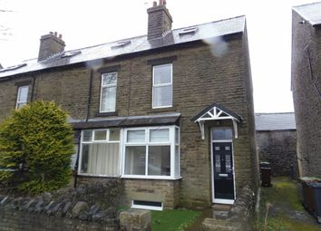 Thumbnail 2 bed terraced house to rent in Cross Street, Fairfield, Buxton